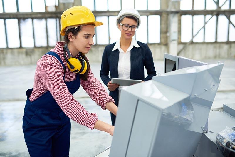 Digitalmarketing Produktion und Fertigung